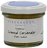 Steenbergs Organic Coriander Powder 43 g (Pack of 3)