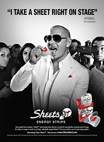 print-ad-with-musician-pitbull-for-sheets-energy-strips-i-take-a-sheet-right-