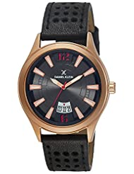 Daniel Klein Analog Black Dial Men's Watch - DK10812-1