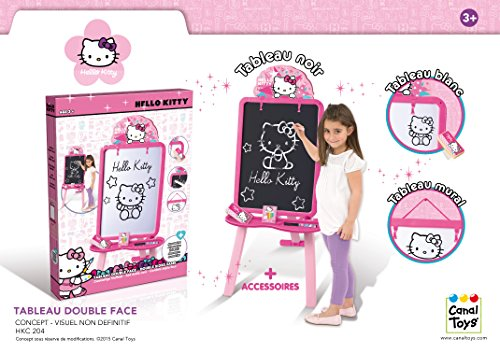 Ct - Hello Kitty - Ct04952 - Tableau - Double Face