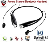 #10: Amore Sports Bluetooth Headset Headphones Compatible with Samsung, Motorola, Sony, Oneplus, HTC, Lenovo, Nokia, Asus, Lg,Oppo,Vivo, Coolpad, Xiaomi, Micromax and All Android Mobiles.
