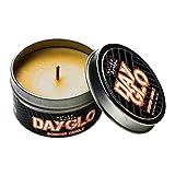 Sticky Bumps アロマキャンドル DAY-GLO Wax Candles オレンジ