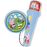 Reig - Peppa Pig micrófono con melodías y aplausos (2321)