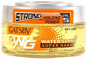 Gatsby Water Gloss Super Hard