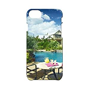 BLUEDIO Designer Printed Back case cover for Apple Iphone 7 - G4002