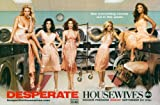 Desperate Housewives Poster TV O 11x17 Teri Hatcher Felicity Huffman Marcia Cross Eva Longoria