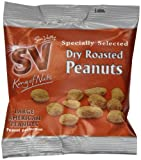 Sun Valley Dry Roasted Peanuts 1 x 24 x 50 g (Carded)