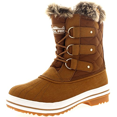 mujer-nieve-bota-nylon-corto-nieve-lluvia-caliente-impermeable-botas-bronceado-38