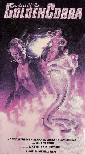 Hunters of Golden Cobra [VHS]