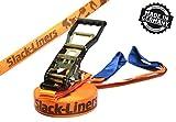 Slackline Classic Line 50mm breit