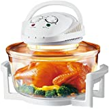 chinkybooNEW 12 LITRE PORTABLE HALOGEN CONVECTION OVEN 1300W