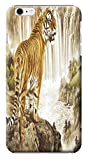 """HUAHUI Tiger Case / Cover Oil Paintings Chinese Drowing Special Design Cell Phone Cases For iPhone 6 (4.7"""") Hard Cases No.16"""