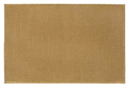 Extra Weave USA 5 by 8-Foot Basic Jute Boucle Rug
