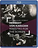 Maestro for the Screen + BPO Play Bach. [Blu-ray]