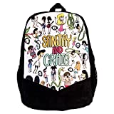 Sanjay & Craig: Character Print Canvas Backpack - Youth
