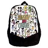 Sanjay & Craig: Character Print Canvas Backpack - Youth