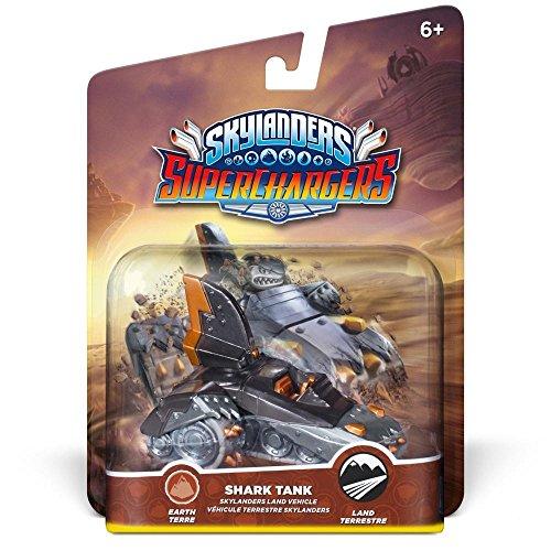 Skylanders Super Chargers Vehicle Shark Tank