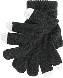 True Gear Touch Gloves (black)