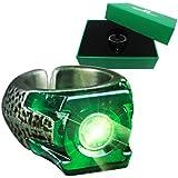 Green Lantern Light-Up Ring