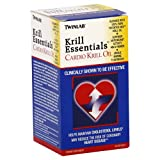TwinLab Krill Essentials Cardio Krill Oil, 60 softgels