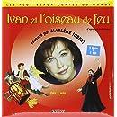 Contes Ivan et l'oiseau de feu (1CD audio)