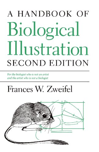 A Handbook of Biological Illustration (Chicago Guides to Writing, Editing, and Publishing)
