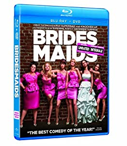 Bridesmaids (Unrated) (Blu-ray + DVD) (Bilingual)