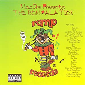 Mac Dre Presents the Rompalation