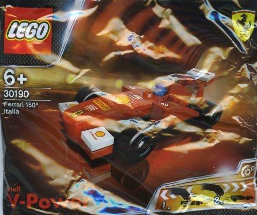 LEGO Ferrari Shell Promo 30190 Ferrari 150 Italia Ferrari Lego (japan import) - 1