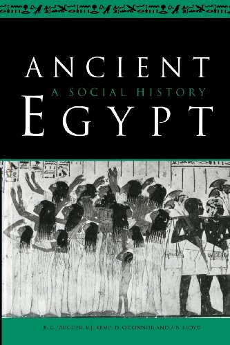 Ancient Egypt: A Social History.