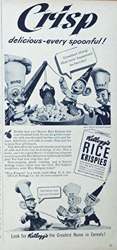 rice-krispies-40s-print-ad-vintage-color-illustration-crispix-kids-1942-womans-day-magazine-art