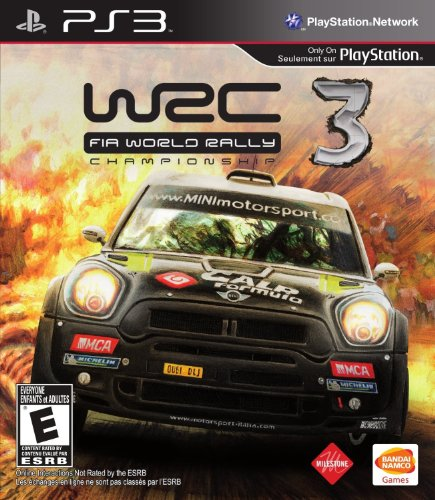 WRC 3  FIA World Rally Championship 2012 Picture