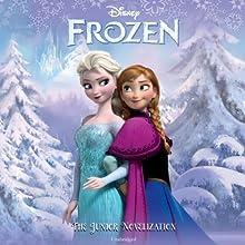 Frozen: The Junior Novelization (       UNABRIDGED) by Disney Press Narrated by Andi Arndt