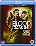 Blood Diamond [Blu-ray] [2007] [Region Free]