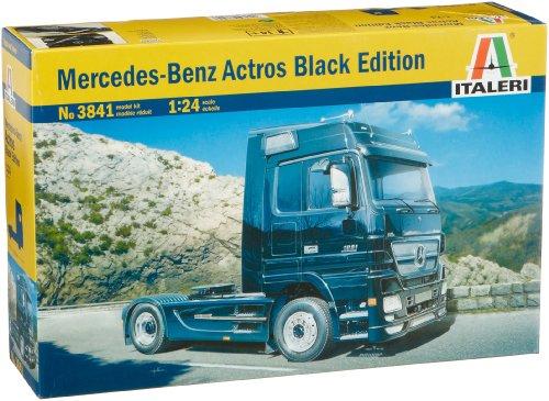 Mercedes Benz Black Actros 1/24 Italeri