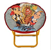 Disney Jake and the Never Land Pirates Mini Saucer Chair