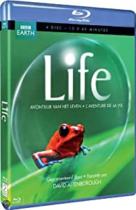 Life - Nu Incl. Franse Dubbing - Br [Blu-ray]