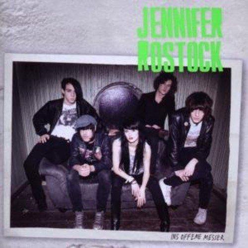 Ins Offene Messer by JENNIFER ROSTOCK (2008-02-19)