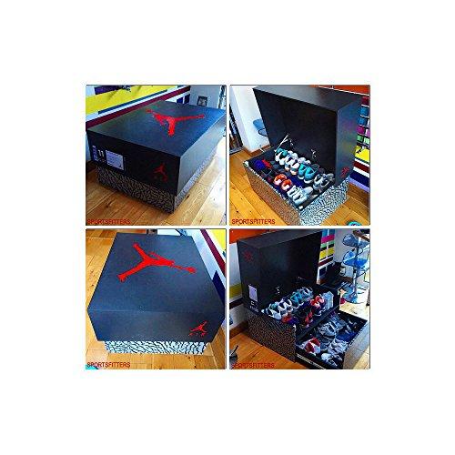 Jordan Giant Shoe Box Drawer by Sole Alley (Jordan Shoe Storage Box compare prices)