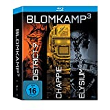 Chappie / District 9 / Elysium exklusiv bei amazon.de