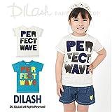 (ディラッシュ) DILASH盛夏'16/「PERFECT WAVE」半袖Tシャツ 120 オフホワイト