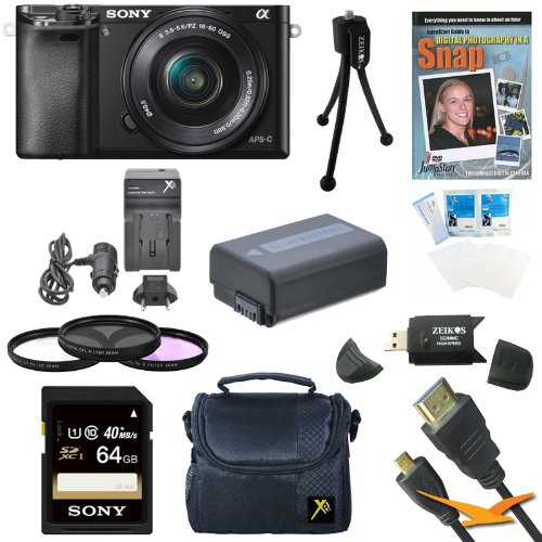 Sony a6000 ILCE6000LB ILCE-6000L/B ILCE6000 Special Offers