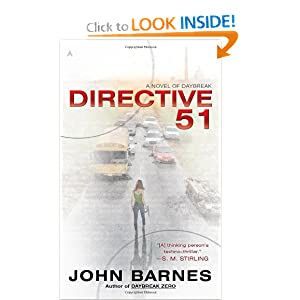Directive 51 (A Novel of Daybreak) by John Barnes