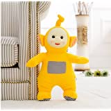 3cm Size With 3D Face Teletubbies Baby Doll Cartoon Movie Plush Toys Gift For Children - B07458WWW5