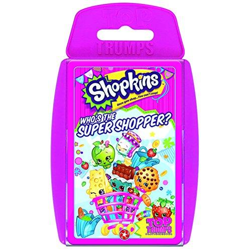Shopkins Card Game