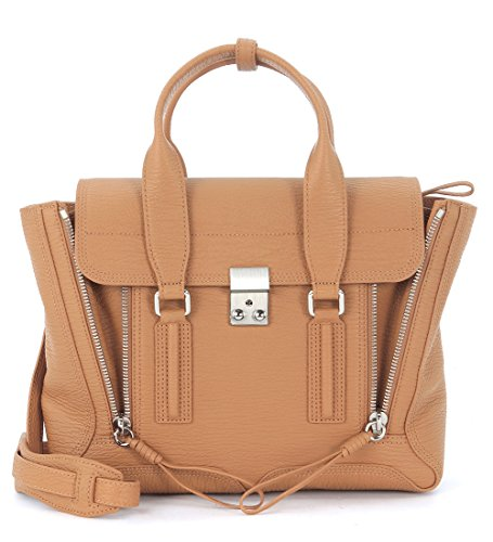 sac-a-main-31-phillip-lim-pashli-medium-satchel-en-cuir-marron-camel