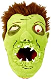 Zombie Slippers & Scary Eye Badge - Kids & Adult Sizes