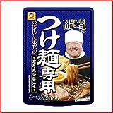 【常温】 つけ麺専用 ストレートスープ 濃厚魚介醤油味 3~4人前 マルちゃん 「山岸一雄」監修