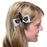 Oakland Raiders 2Pack Hair Clippies at Amazon.com