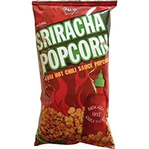 J&D's Popcorn, Sriracha, 4 Ounce (Pack of 12)